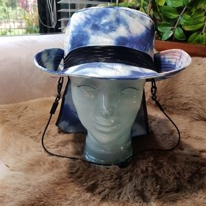 NWT, BILLABONG WATERCOLOR SURF HAT